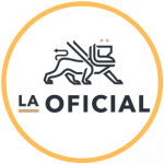 ACADEMIA LA OFICIAL  Logo